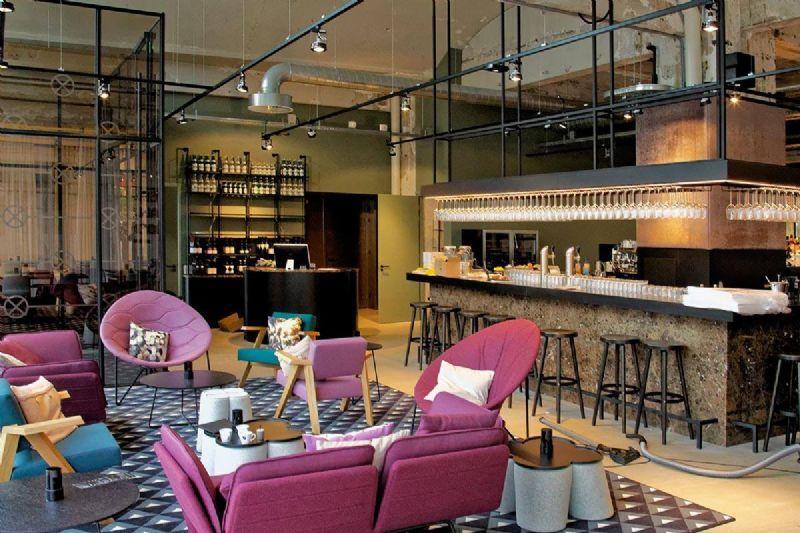 Reserveer bij restaurant wynwood in eindhoven noord for Eveline interieur