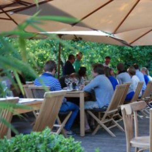 Reserveer bij restaurant brasserie vinois in sint martens for Canape sint martens latem