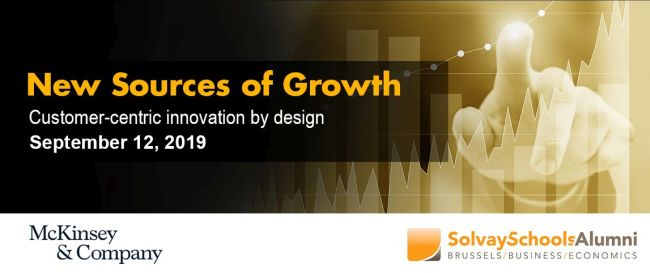 Marketing & Sales Club: New Sources of Growth. Customer-centric innovation by design