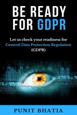 Be Ready for GDPR